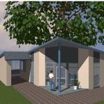 begegnungszentrum modell