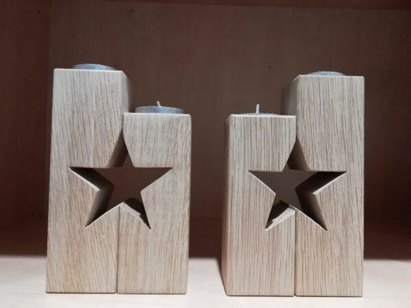 Säulen mit Stern